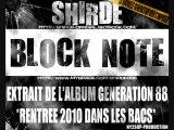 BLOCK NOTE