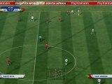 Espagne - Portugal Coupe du Monde FIFA 2010 Partie 1