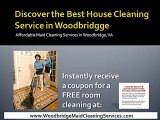 Affordable Maid Cleaning Service in Woodbridge VA House Cle