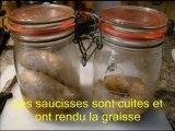 Bocaux saucisses