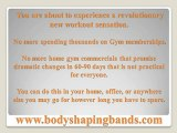 body shaping bands, get fit, get shape, lose fat stomach, h