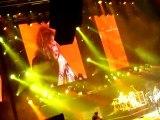 Aerosmith, Cryin', Bercy, 29 juin 2010