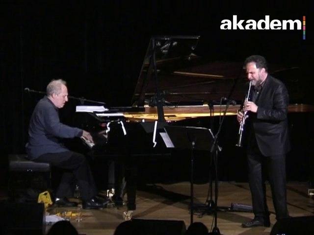 Concert de David Krakauer et Anthony Coleman