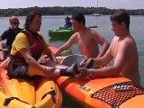 Handi-Kayak au Lac d'Orient