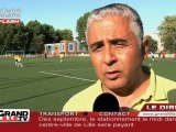 Le tournois de foot fleurissent à Lille !