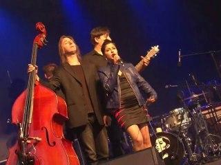 Carmen Maria Vega en concert