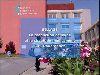 SILLAGE Productions de soins au CH de Douarnenez
