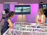"""Shy'm : """"Prendre L'air"""" sur LCM (interview exclu)"""