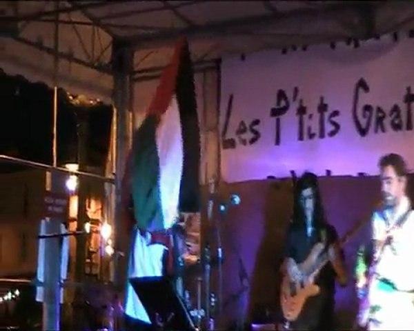 """O.P.A - Chanson Pour Gaza - """"Je n'étais pas Née"""" - Improvisation"""