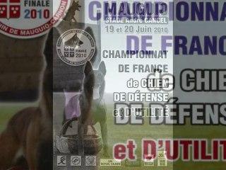 Bakari, Boss, Us'ton, finale Ring 2010 Mauguio