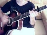James Blunt - You're Beautiful (cover) par petitolive