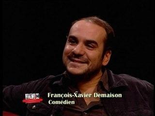 Francois-Xavier DEMAISON sur Lyon TV (2T3M)