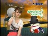 sakusaku 2010.07.01 クイズ,カリフォルニア米さんに聞きました...4/4