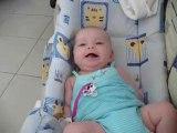 Louise et ses grands sourires