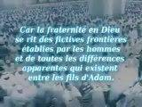 Hadith - Les musulmans sont tel un édifice