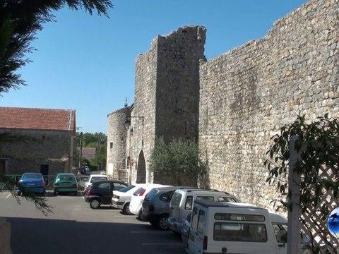 Village authentique : Ruoms (Ardèche)