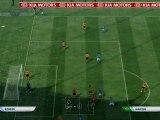 Pays Bas - Brésil Coupe du Monde FIFA 2010 Partie 1
