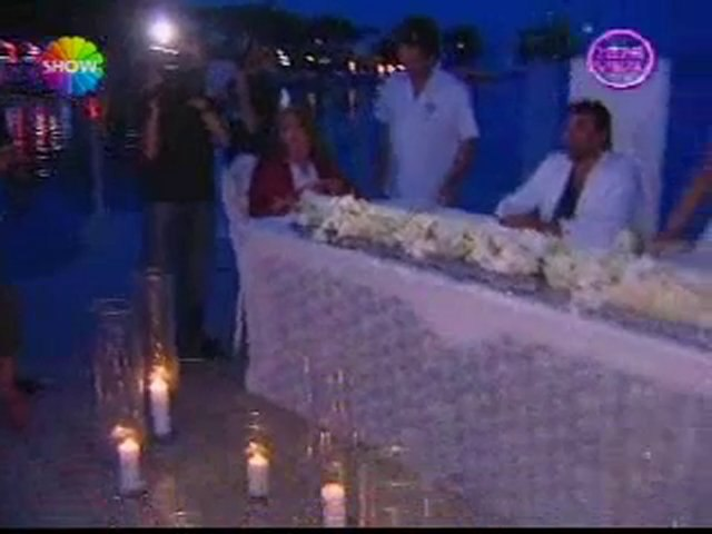 Ferruh Taşdemir-Özge Ulusoy nikahı