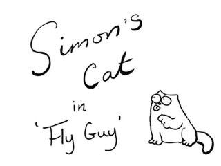 Simon's cat fly guy - la mouche mpfly
