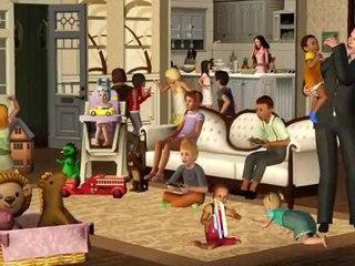 Les Sims 3 Ambitions - Les Filles le retours !