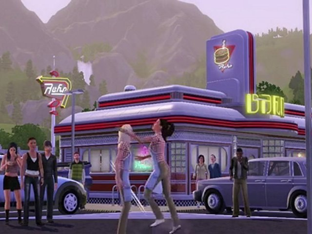 Confessions sur Les Sims 3 console