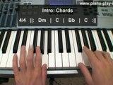 Titanic Piano Tutorial (My Hear Will Go On) Celine Dion
