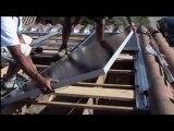 montage toiture photovoltaique intégration lavandou
