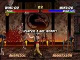 N64 Mortal Kombat Trilogy Match Tool assisted  Team 3 vs 3