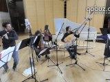 Les Ombres enregistrent pour Ambronay Editions