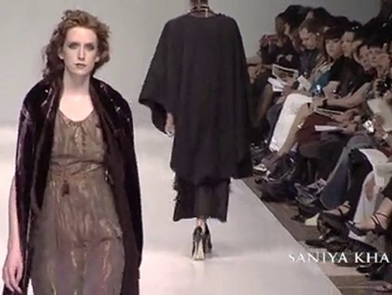 Saniya Khan Fashion Show - LG Fashion Week