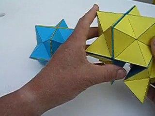 le double cube étoilé