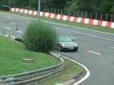 Quelques tours de circuit en Porsche Carrera 4S à Trappes