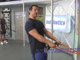 How to do a One Arm Row or Two Arm Row with Resistance Bands