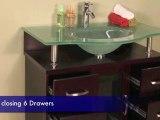 BW-700-36 Modern Bathroom Vanity