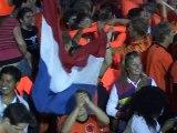 Mondial-2010 : près de 50.000 supporteurs rassemblés à Amsterdam
