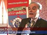 Philippe Parini, directeur des finances publiques, Bercy