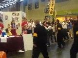 Japan Expo 2010 - Les Gamushara Oendan au stand SOS Brigade