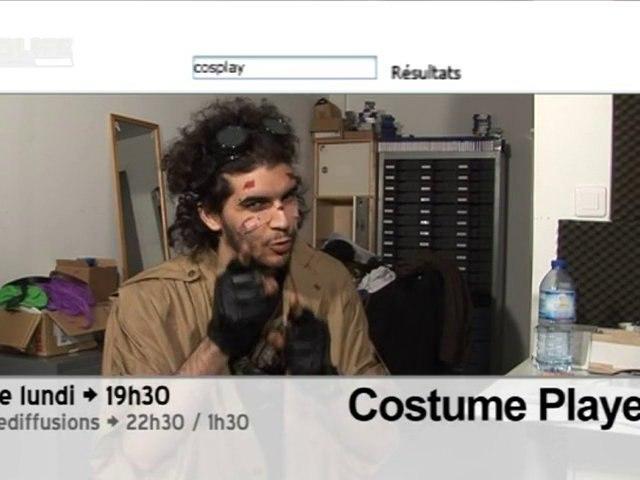 Costume Player N°7 & Season Final sur Nolife (Teaser)