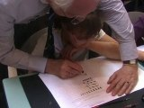Passeport citoyen : 10- Atelier de calligraphie