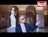 La Vénus de Milo en intimité au Louvre