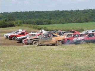 Autocross fouron 4-07-2010