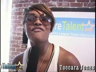 Americas Next Top Model Toccara Jones