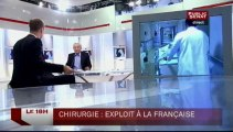 Le 18h,Gérard Longuet, Président du groupe UMP au Sénat