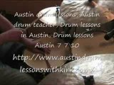 Austin drum lessons Drumming Tips - How To Tune Drums
