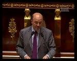 Pierre Moscovici - Débat d'orientation des finances publiques [ 6 juillet 2010 ]