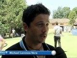 Allianz Golf Open Lyon : Tour 1