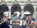 Fête du 15 aout à Arequipa (Pérou)
