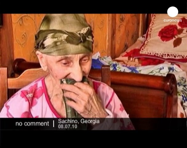 World's oldest woman turns 130 - no comment