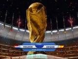 Finale Pays-Bas Espagne Coupe du Monde de la FIFA 2010