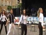 DANCERSHOW57 DANSE CLIP DANCE FETE DE LA MUSIQUE 2010 METZ